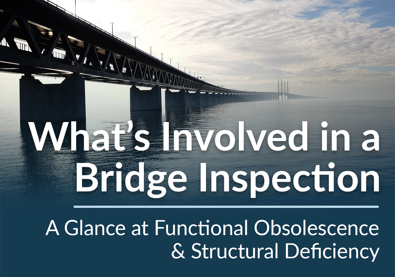 (Aptus) What's Involved in a Bridge Inspection Q3 2018 Infographic Preview